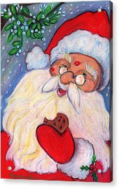 Cookies And Kisses Acrylic Print by Todd  Peterson