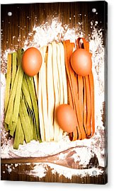 Cooking Up A Happy Face Acrylic Print by Jorgo Photography - Wall Art Gallery
