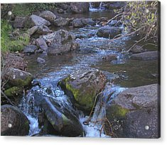 Acrylic Print featuring the photograph Cool Creek by Tammy Sutherland