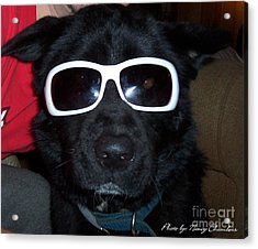 Cool Dude Odie Acrylic Print