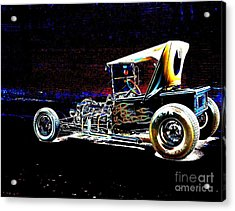 Cool Hot Rod Acrylic Print