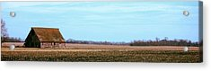 Cool Spring Sky Acrylic Print by Jame Hayes