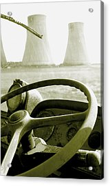 Cooling Commer Acrylic Print by Jez C Self