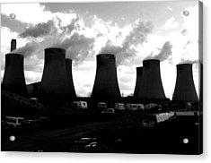 Cooling Place To Live Acrylic Print by Jez C Self