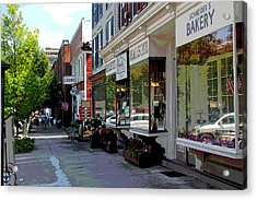Cooperstown Acrylic Print