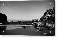 Coquille Point II Acrylic Print