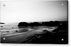 Coquille Point IIi Acrylic Print