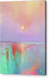 Coral Shores Acrylic Print
