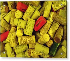 Corks I Acrylic Print