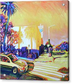 Corners Acrylic Print