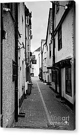 Cornish Street Looe Acrylic Print