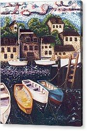 Cornwall Acrylic Print