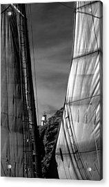 Coronado Island Lighthouse Acrylic Print