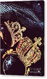 Coronation Of Jewels Acrylic Print