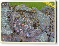 Corruption On The Cairns Acrylic Print