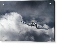 Corsair - Tropical Weather Acrylic Print