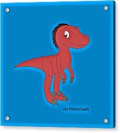 Cory Raptor Acrylic Print