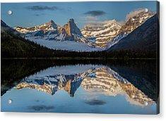 Cosley Lake // Glacier National Park  Acrylic Print