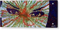 Cosmic Eyes Acrylic Print