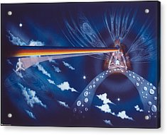 Cosmic Mediator Acrylic Print