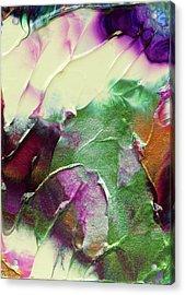 Cosmic Pearl Dust Acrylic Print