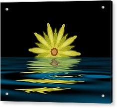 Cosmic Sun Rise Acrylic Print by John Mueller