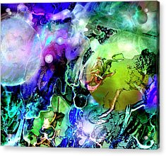 Cosmic Web Acrylic Print