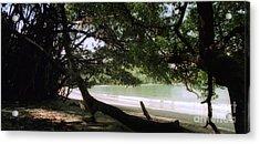 Costa Rica Beach Cove Acrylic Print