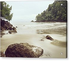 Acrylic Print featuring the photograph Costa Rica by Lucian Capellaro