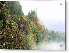 Cougar Reservoir Area Acrylic Print