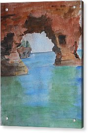Could Be The Dells Acrylic Print