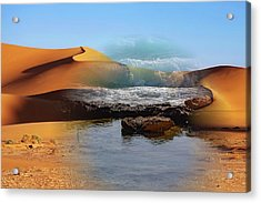 Could This Really Happen? Acrylic Print
