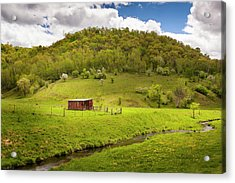 Coulee Morning Acrylic Print