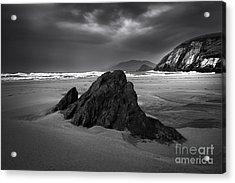 Coumeenoole Beach Acrylic Print by Nichola Denny