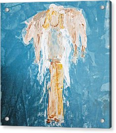 Country Angel Acrylic Print