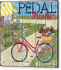 Country Cruisers IIi Acrylic Print by Paul Brent