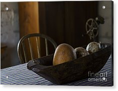 Country Kitchen Acrylic Print by Andrea Silies