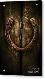 Country Luck Acrylic Print