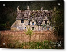 Country Retreat Acrylic Print