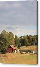 Country Scene Acrylic Print