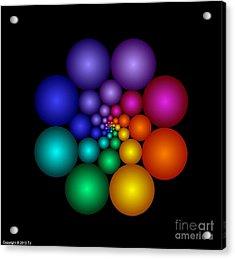 Covalent 8 Acrylic Print