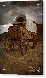 Covered Wagon 1 Acrylic Print