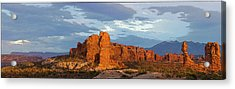 Cowboy Country Acrylic Print