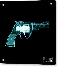 Cowboy Gun 001 Acrylic Print