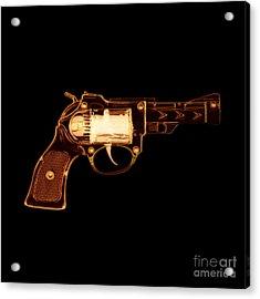 Cowboy Gun 002 Acrylic Print
