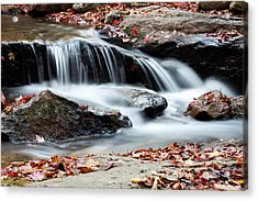 Coxing Kill In Autumn #1 Acrylic Print