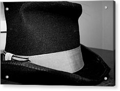 Coy's Hat Acrylic Print