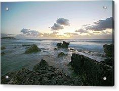 Cozumel Sunrise Acrylic Print