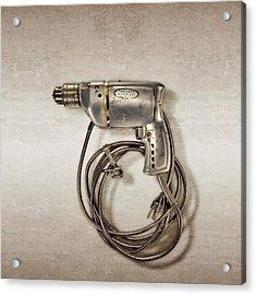 Craftsman Drill Motor Left Side Acrylic Print
