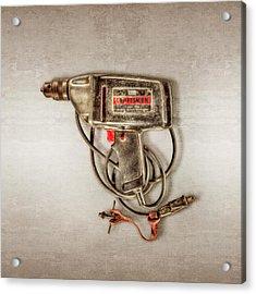 Craftsman Electric Drill Motor Acrylic Print